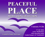 Connie Hansen and Sandy MacGregor Active Meditation Seminar.